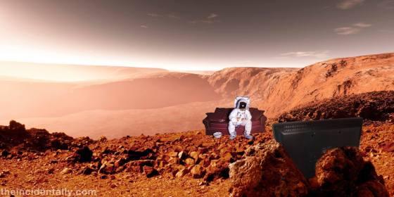TV on Mars